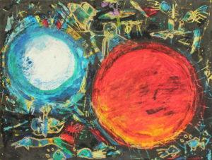Život vo vesmíre - Patrik Žaťko