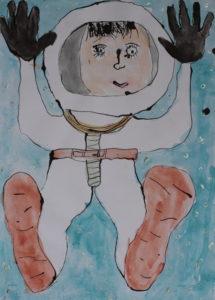Môj astronaut Adam Decha