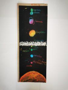 Farebný vesmír. Miško Miškolci